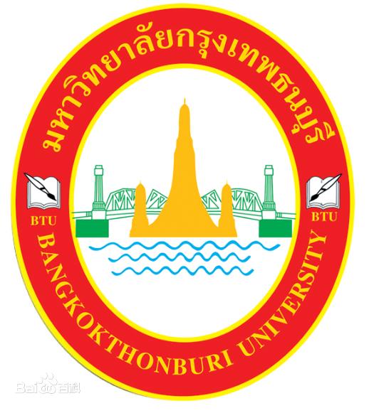 曼谷吞武里大学学校标志