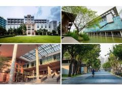 泰国玛希隆大学共有几个校区?住宿条件怎么样?