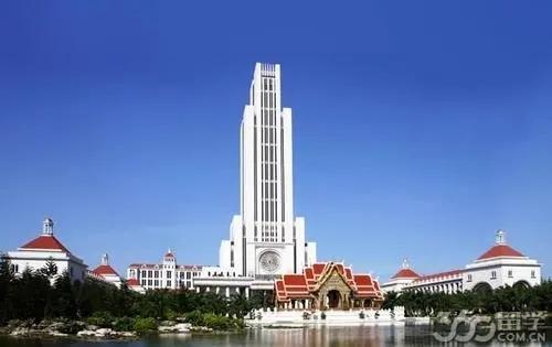 泰国易三仓大学文学院