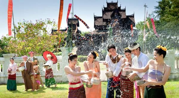 泰国风俗 传统文化