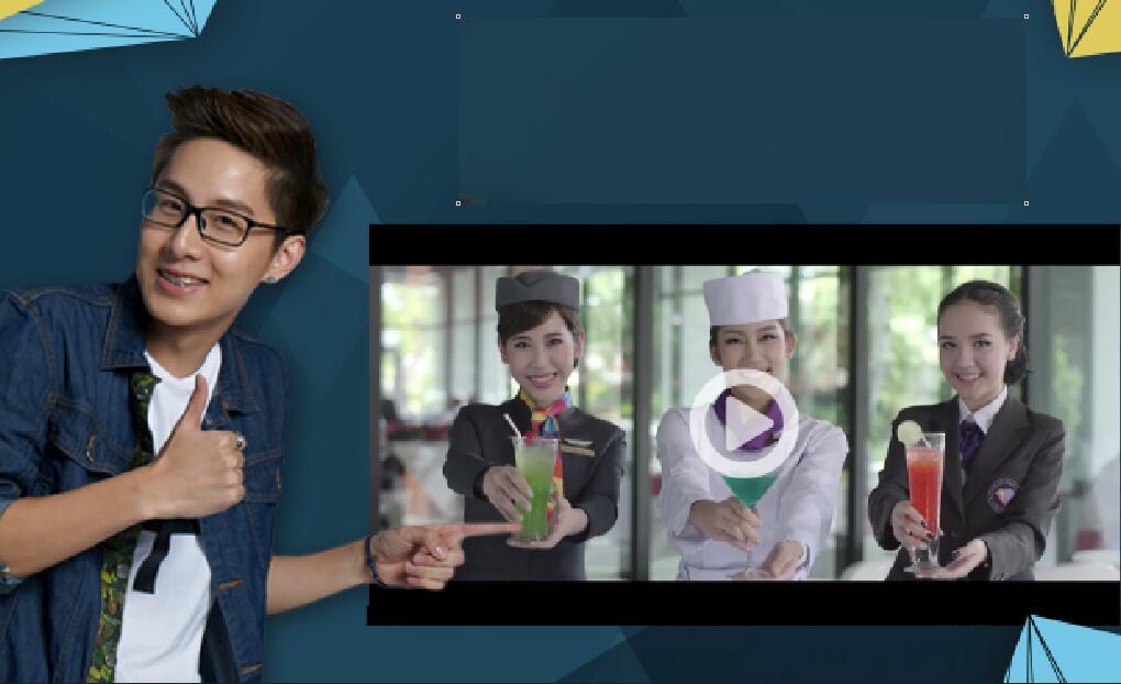 曼谷大学宣传片