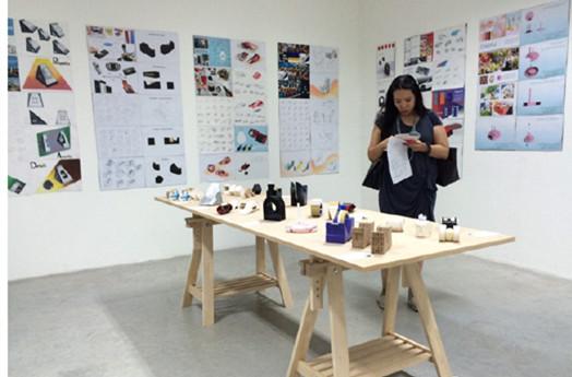 曼谷大学艺术学院产品设计专业年度作品展:桌上的艺术