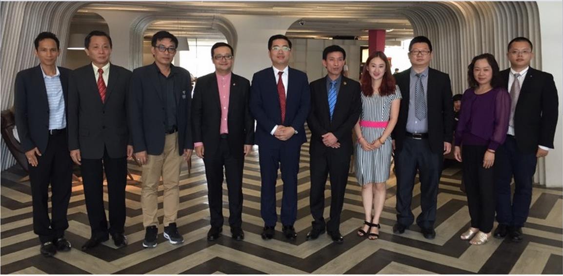 曼谷大学积极与国内外院校构建友好关系院校,发展中学+大学连读教育模式