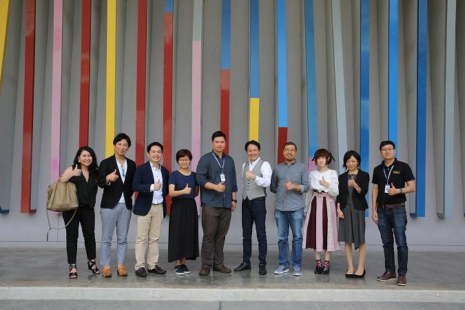 国际交流|曼谷大学数字传媒和电影艺术学院新访客