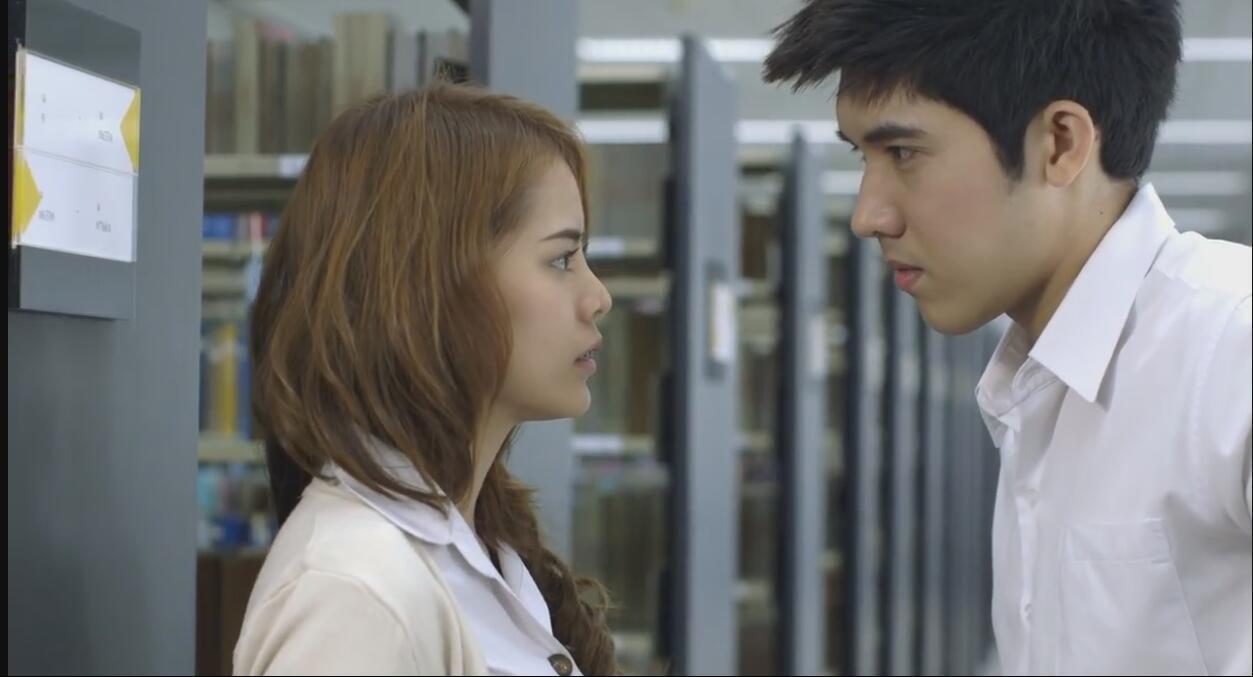 曼谷大学第一部系列剧《爱在传媒》预告片