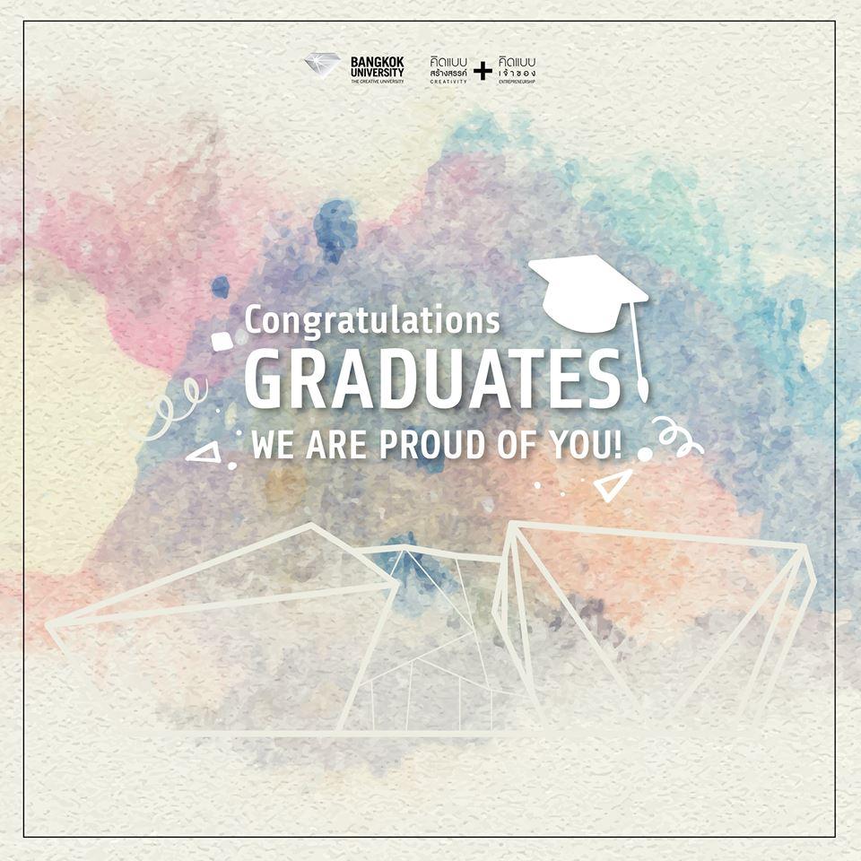【毕业季】2017年曼谷大学毕业典礼
