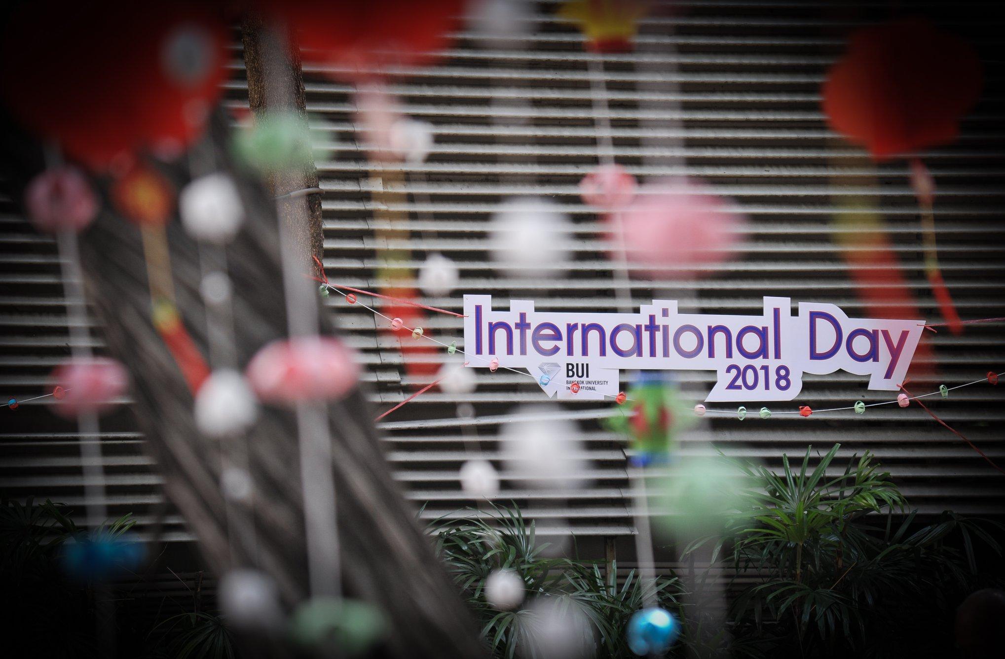 【校园活动】国际学院国际日完美落幕