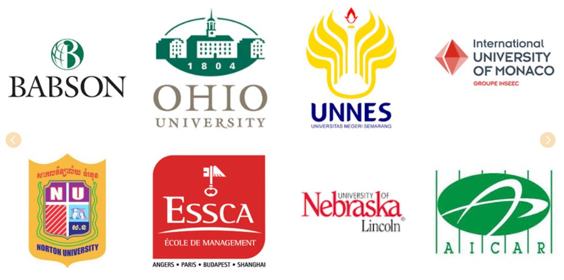 【国际合作】曼谷大学国外合作机构名单