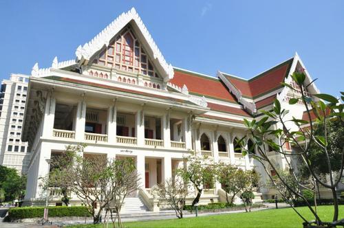 泰国朱拉隆功大学建筑设计专业优势和发展方向