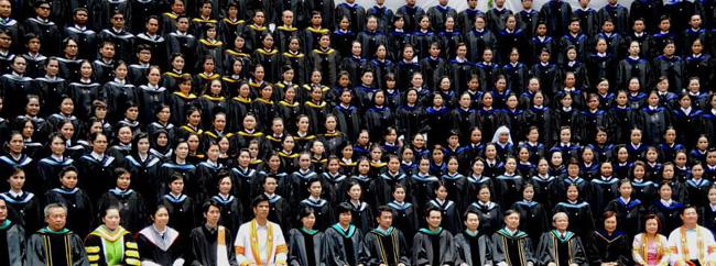 泰国艺术大学研究生院