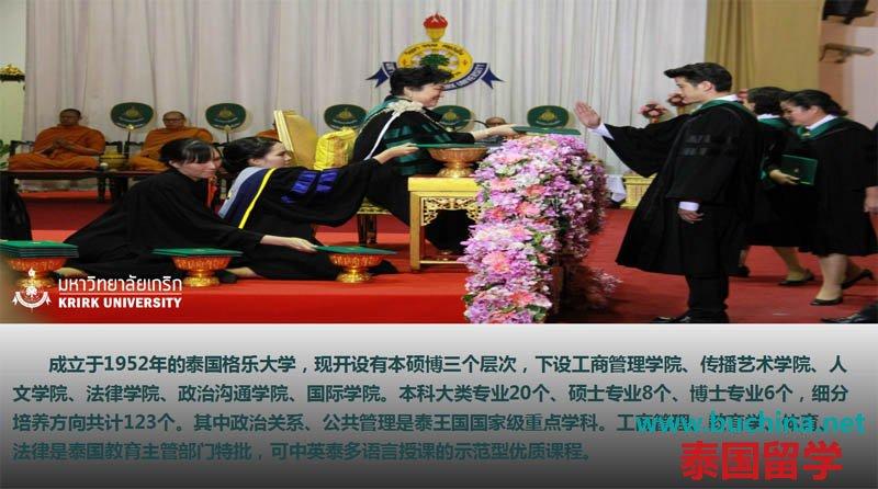 全中文授课的泰国格乐大学有没有雅思托福等语言要求?