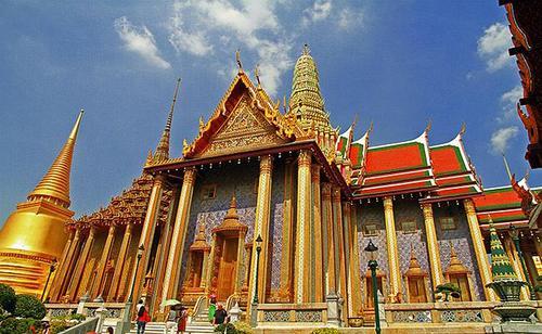 泰国留学生比较喜欢的泰国景点 这些泰国经典人气旺