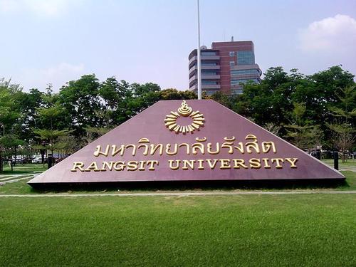 泰国排名靠前的兰实大学同学们你了解多少?