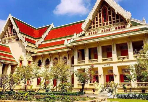 2021年泰国留学去朱拉隆功大学有哪些专业院系选择?