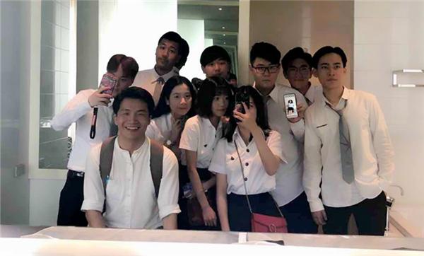 中国留学生新生感言(一)劝君惜取少年时