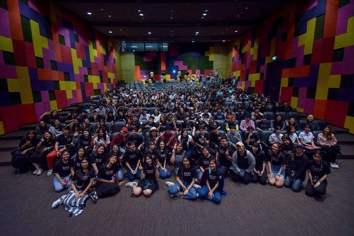 曼谷大学活动制作与会展管理专业主题讲座活动