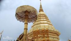 泰国清迈大学旁的素贴山旅游攻略