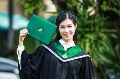 泰国格乐大学又一批硕士研究生毕业,恭喜他们未来可期
